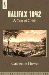 Halifax 1842: A Year of Crisis (cover)