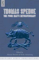 cover of Thomas Spence: The Poor Man's Revolutionary