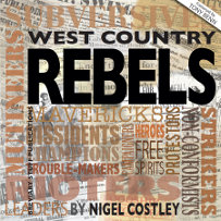 West Country Rebels front cover